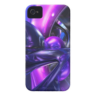 Vivid Waves Abstract iPhone 4 Cases
