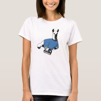 VividCon 2015 Llama Women's Basic T-Shirt