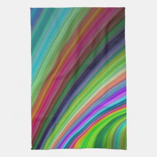 Vividness Tea Towel