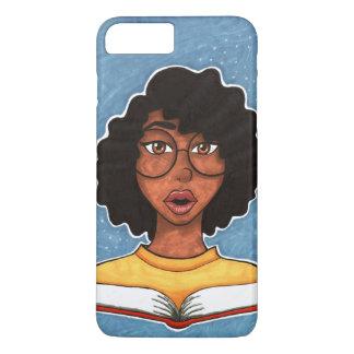 Vivienne Booker - Blue iPhone 8 Plus/7 Plus Case