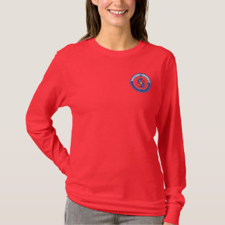 VixenVarsity Long Sleeve T-Shirt
