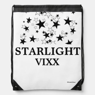 VIXX STARLIGHT Drawstring Backpack