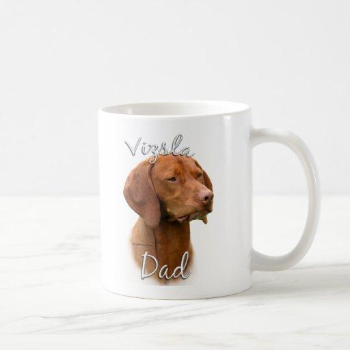 Vizsla Dad 2 Coffee Mugs