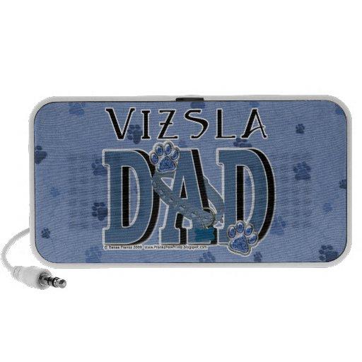 Vizsla DAD Mp3 Speakers