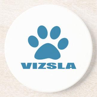 VIZSLA DOG DESIGNS COASTER