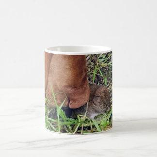 Vizsla & Mouse Coffee Mug