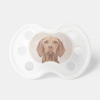 Vizsla Painting - Cute Original Dog Art Dummy