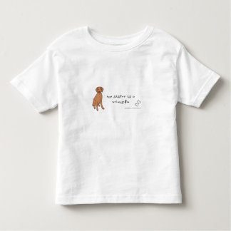 vizsla toddler T-Shirt