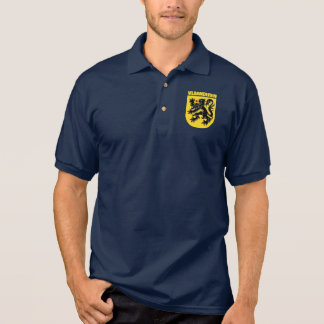Vlaanderen (Flanders) Apparel Polo Shirt