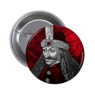 Vlad Dracula Gothic 6 Cm Round Badge