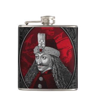 Vlad Dracula Gothic Hip Flask