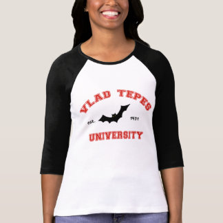 Vlad Tepes University T-Shirt