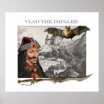 Vlad the Impaler 2 Print