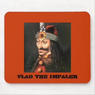 Vlad The Impaler Mouse Pad