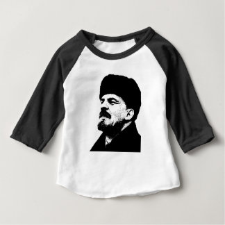 Vladimir Lenin Drawing Baby T-Shirt