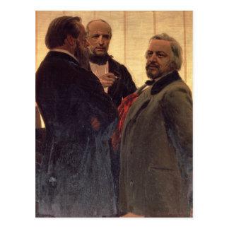 Vladimir Odoevsky Postcard