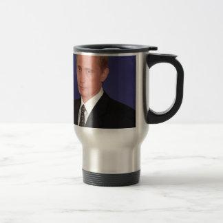 Vladimir Putin Gear Travel Mug