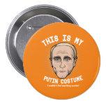 Vladimir Putin Halloween Costume - I couldn't find 7.5 Cm Round Badge