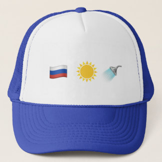 Vladimir's Big Fun Party Time Trucker Hat
