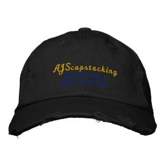 Vlogging Embroidered Baseball Cap