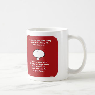 VM8656, vimrod, hissyfit, hissy, fit, hissy-fit, r Basic White Mug