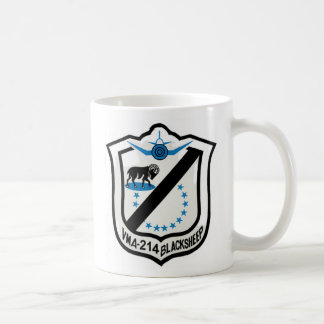 VMA-214, I LOVE THE SMELL     OF JET FUEL IN TH... COFFEE MUG