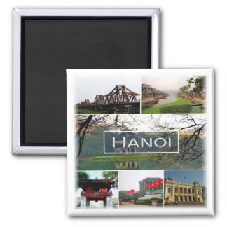 VN * Vietnam - Hanoi Magnet