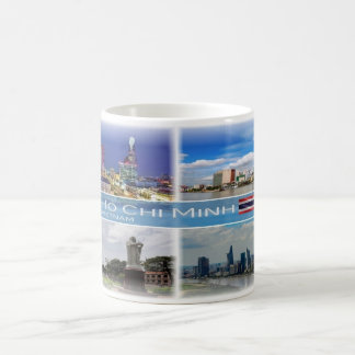 VN Vietnam - Ho Chi Minh City Saigon - Coffee Mug
