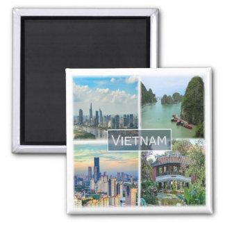 VN * Vietnam Magnet