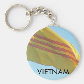 VNCH Flag_3_1 Key Ring
