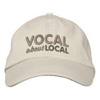 Vocal About Local Cap
