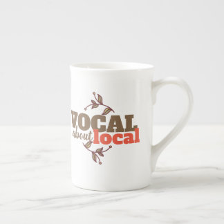 Vocal About Local Mug