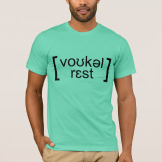 Vocal Rest IPA T-Shirt