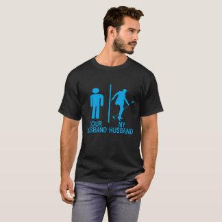 VOCALIST MY HUSBAND SHIRT T-Shirt .