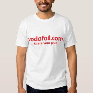 Vodafail.com Tshirts