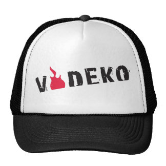 VODEKO® Trucker Cap black/white