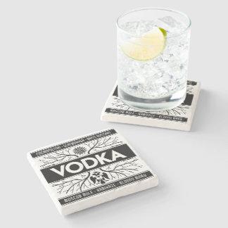 Vodka Coaster Stone Coaster