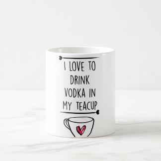 vodka cup