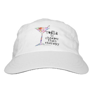 VODKA Is Cheaper Than Therapy Hat