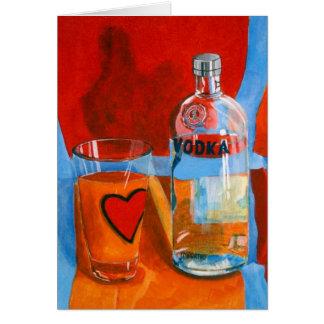 Vodka O (Detail) Card
