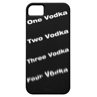 Vodka steps barely there iPhone 5 case