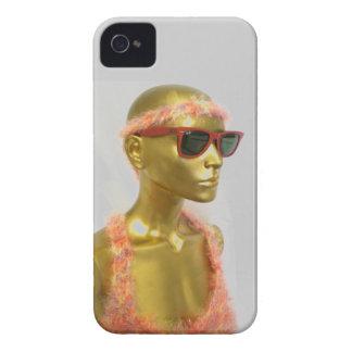 Vogue Pose iPhone 4 Case-Mate Cases