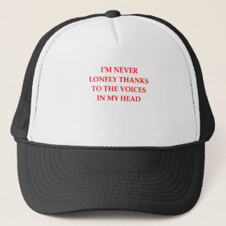 VOICES TRUCKER HAT