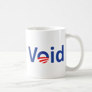 void coffee mugs