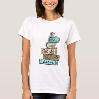 vol25- knowledge speaks T-Shirt