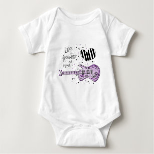 8aace5ce8cd9 Baby Black White Striped Onesies   Bodysuits