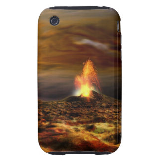 Volcanic Eruption on Io iPhone 3 Tough Covers