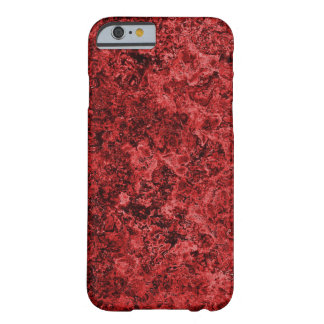 Volcanic Lava Barely There iPhone 6 Case