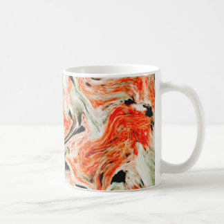 Volcanic Swirl Coffee Mug