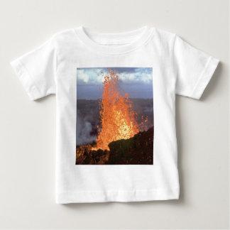 volcano blast of lava baby T-Shirt